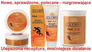 Glory Hot Forte slider