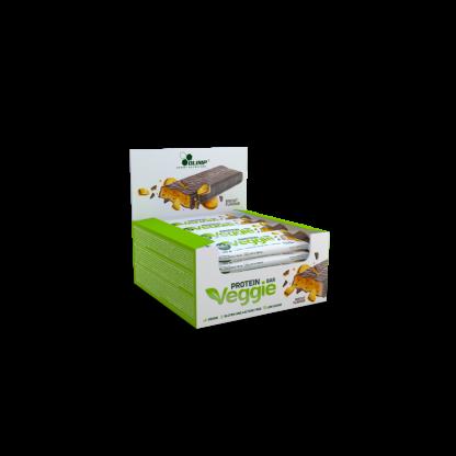 Olimp Veggie Protein Bar - baton proteinowy 50g. box