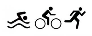 triathlon, pływanie, rower